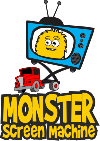 Monster Screen Machine